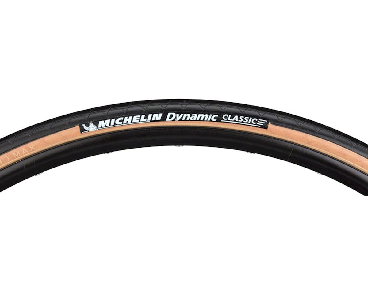 Michelin Dynamic Classic Tire (Black/Tan) (700x23mm)