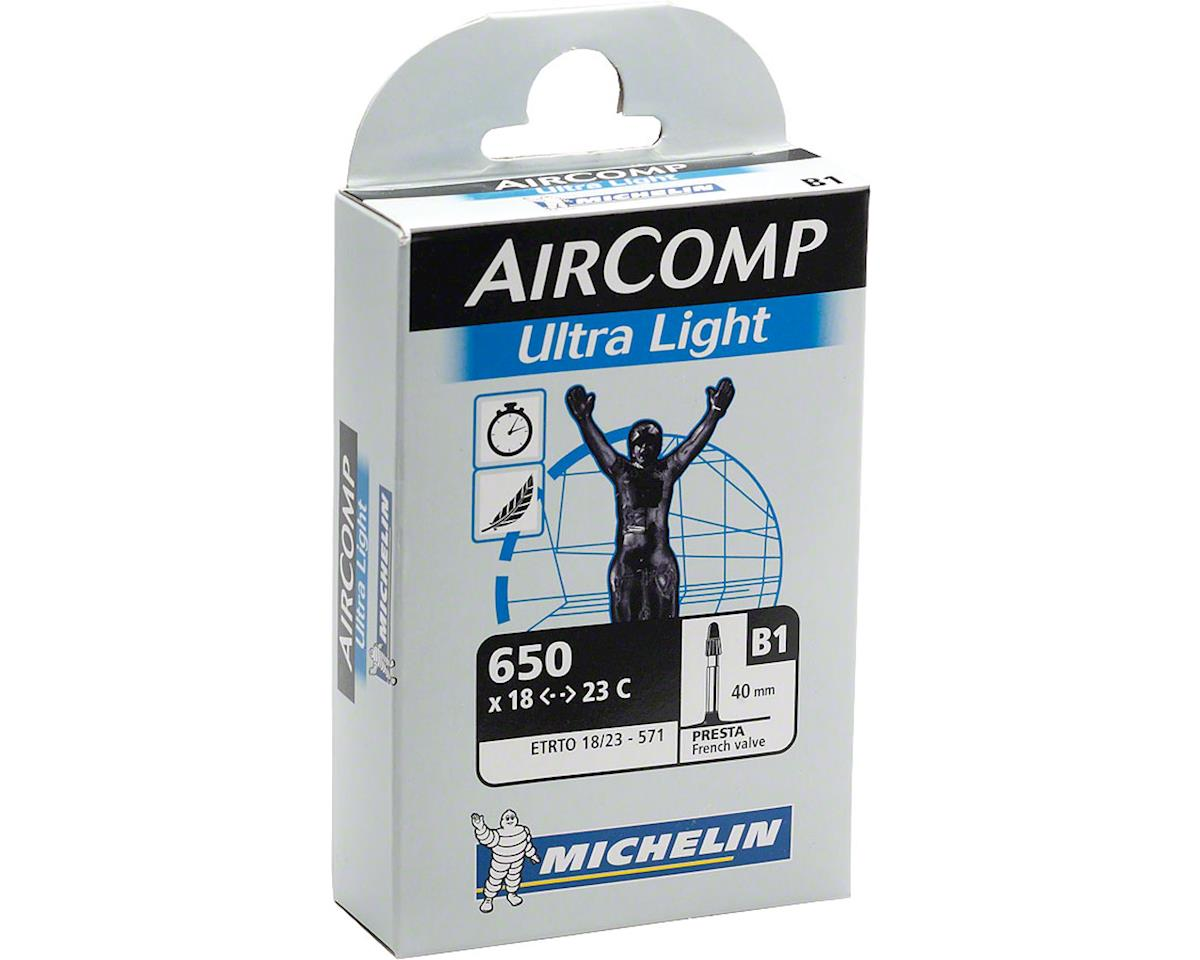 Michelin AirComp Ultra Light Tube (650x18-23mm) (40mm Presta Valve)