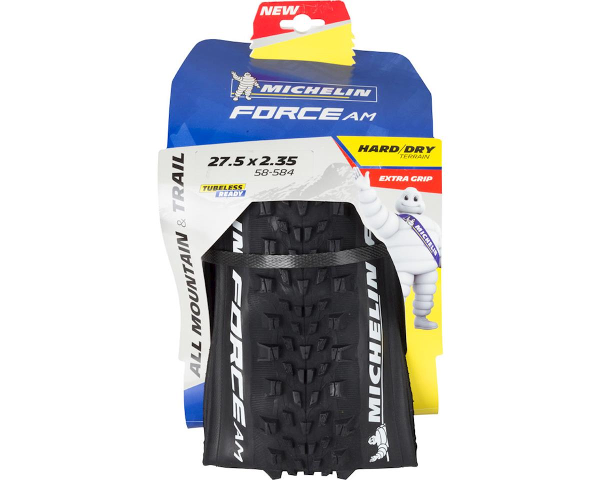 Michelin Force AM Competition Tire (Black) (27.5 x 2.35)