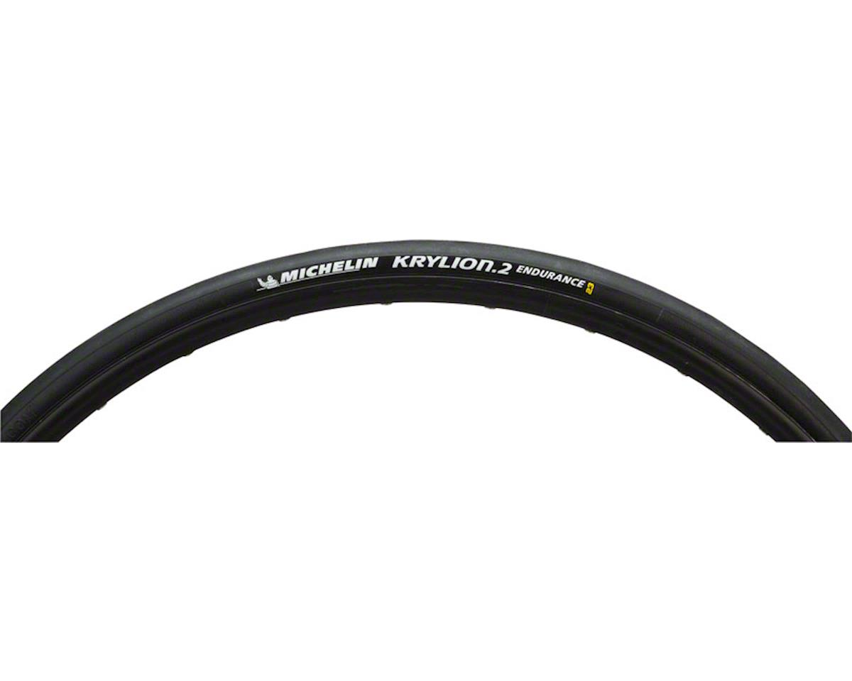 Michelin Krylion 2 Endurance Tire (Black) (700 x 23)