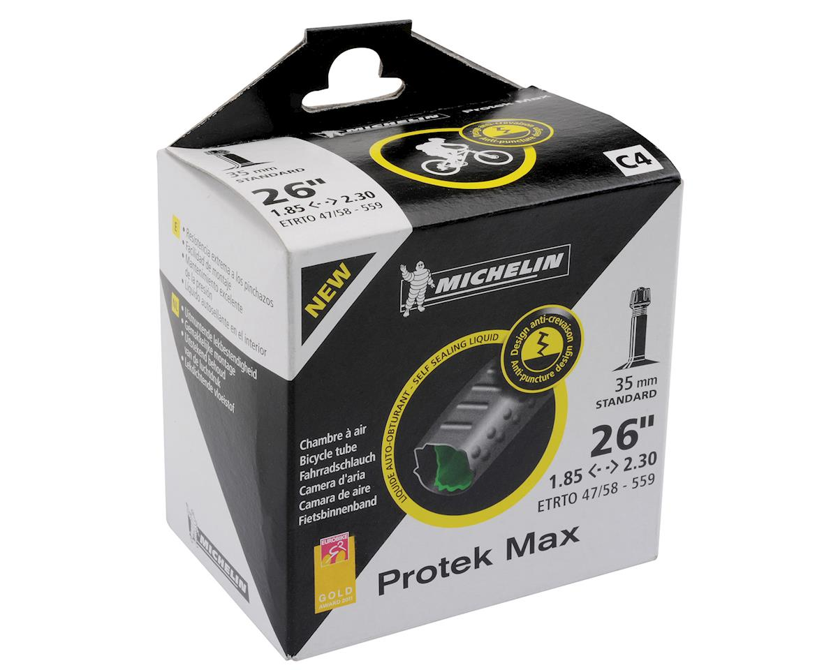 Image 4 for Michelin Protek Max Tube (Schrader Valve) (700 x 32-42)