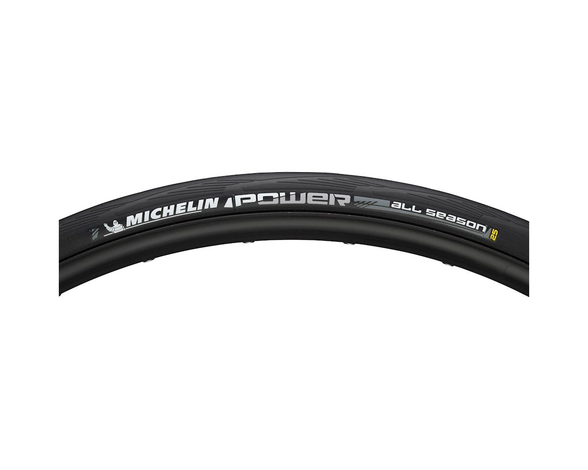 Michelin Power All Season Tire (Black) (700 x 28)