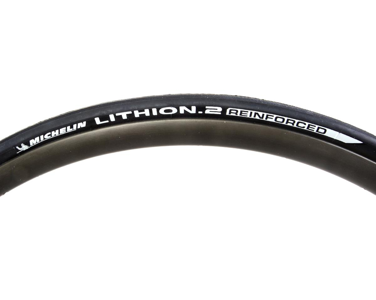 Michelin Lithion 2 Road Tire (Folding) (Black) (700 x 25)