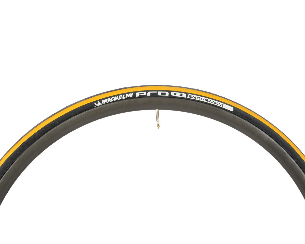 Michelin PRO4 Endurance Tire (Folding) (Yellow)
