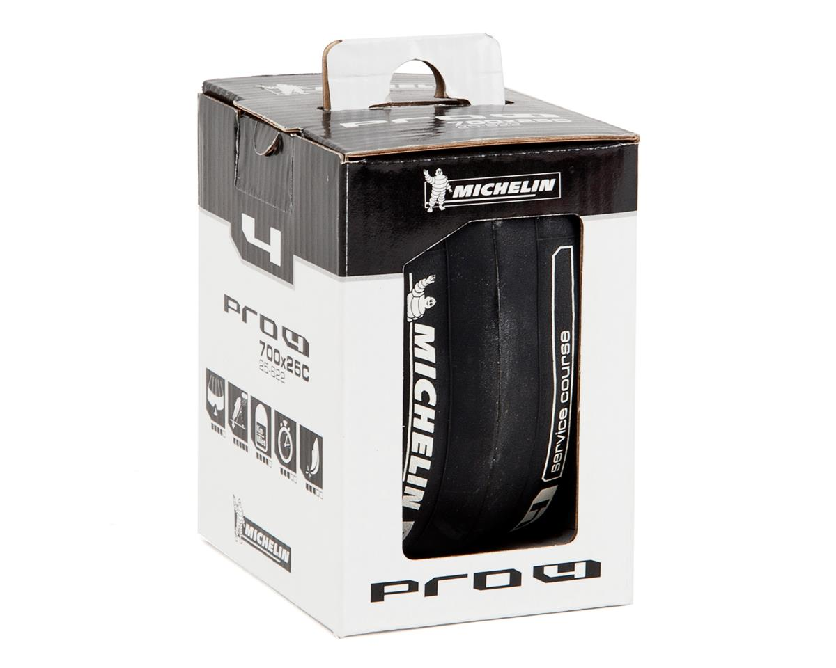 Michelin Pro4 Service Course Tire (Folding) (Black) (700 x 25)