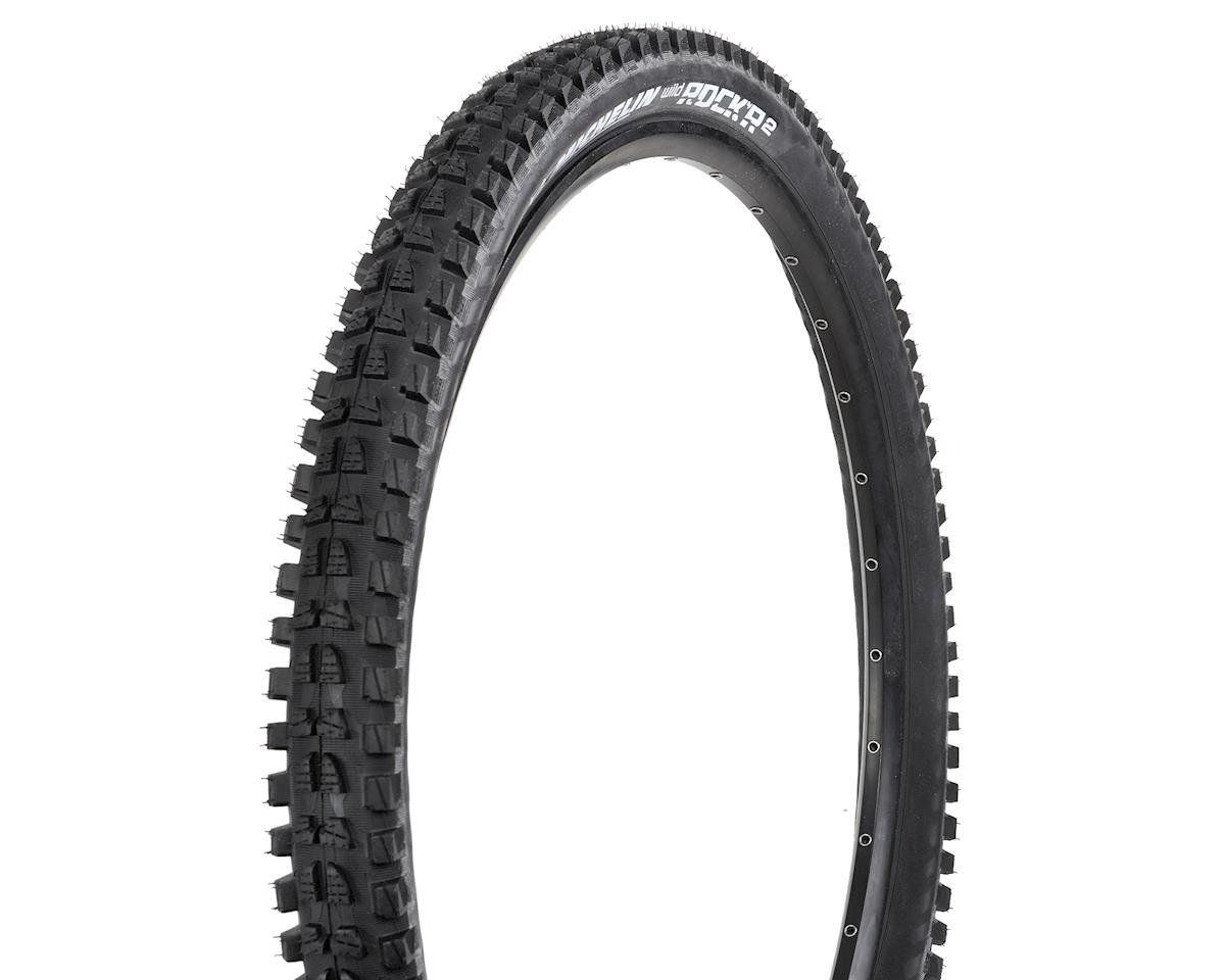 Michelin Wild Rock'R2 27.5 Advanced Reinforced Tubless Tire (Gum-X) (27.5 x 2.35)