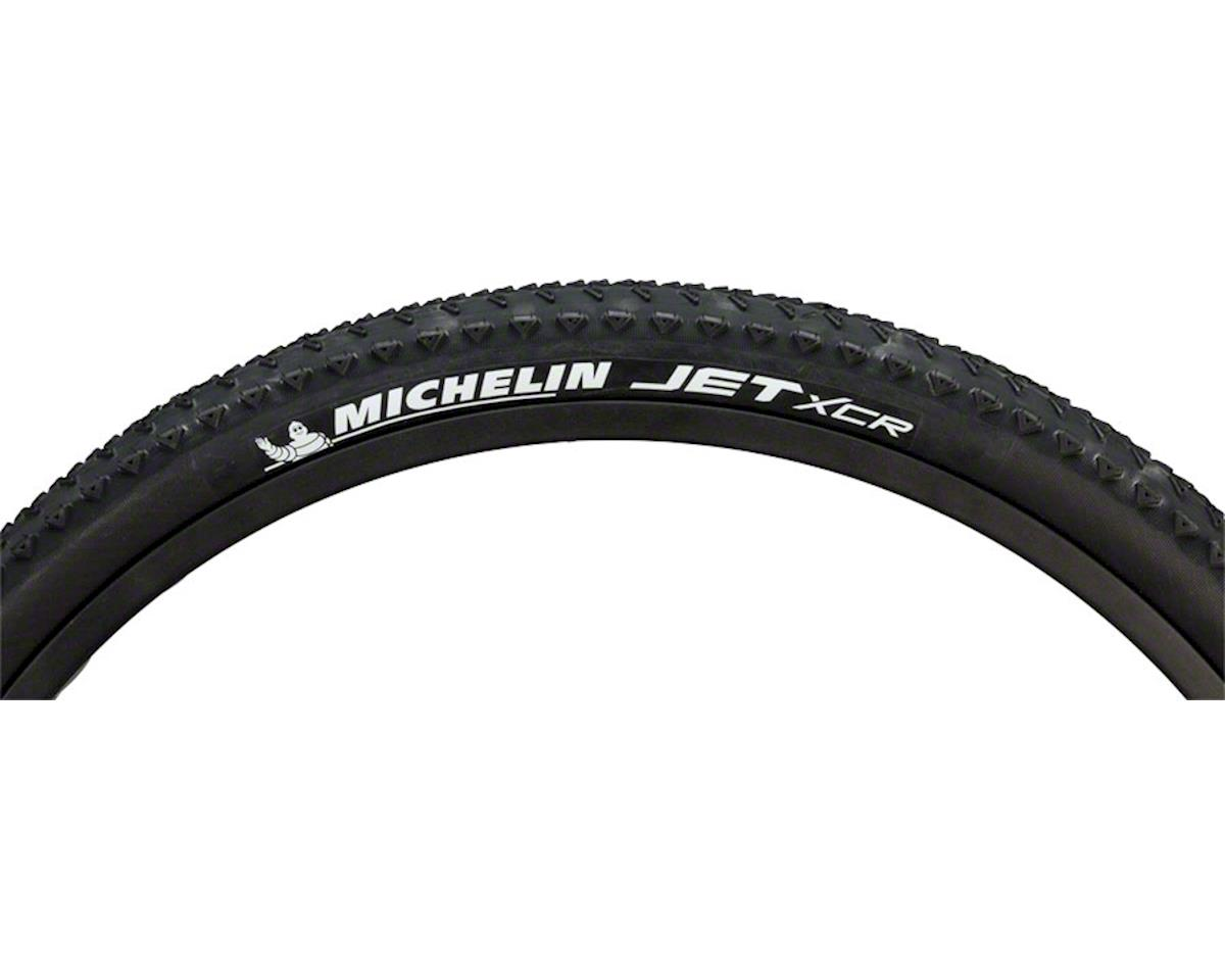 Michelin Jet XCR Competition Tire (Black)