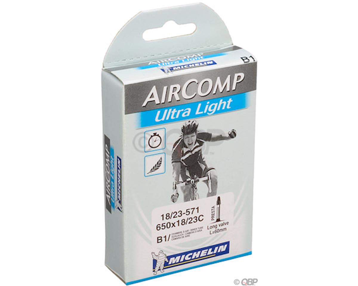 Michelin AirComp Ultra Light Tube (650x18-23mm) (60mm Presta Valve)
