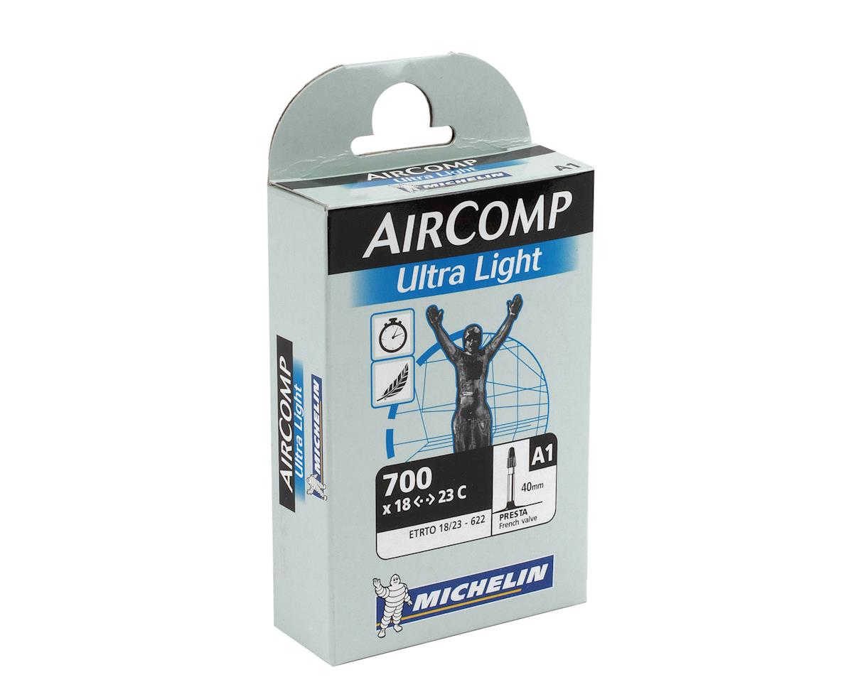 Michelin AirComp Ultra Light Tube (700x18-23mm) (60mm Presta Valve)