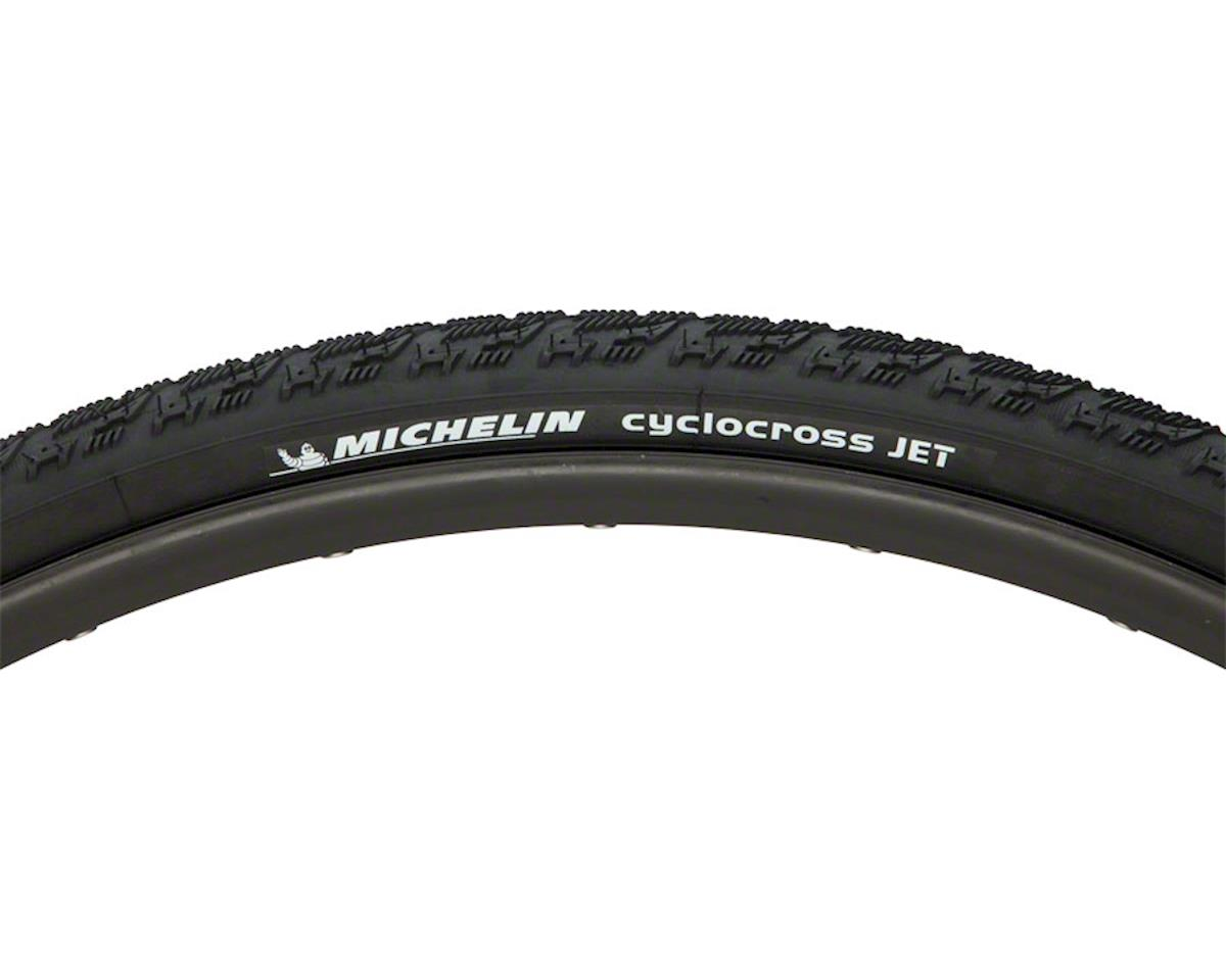 Michelin Cyclocross Jet S Tire (Black) (700x30mm)