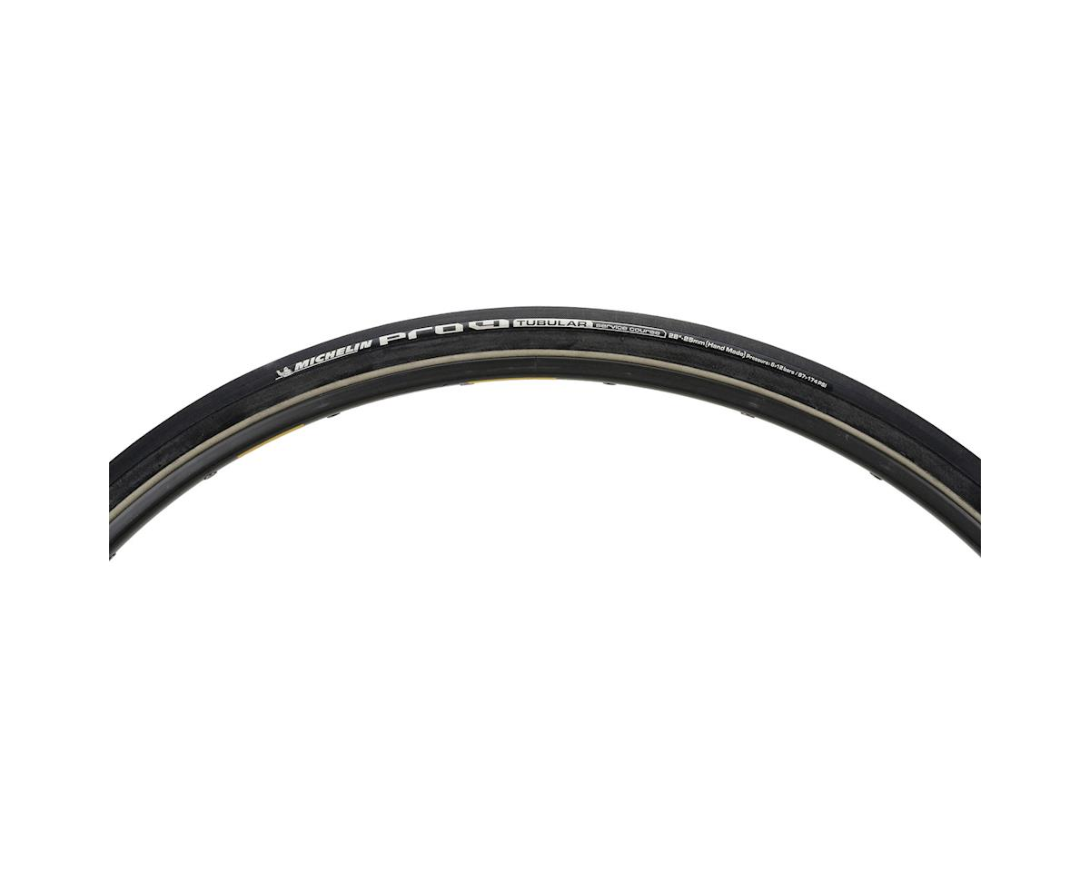 Michelin Pro 4  Tubular Tire (Black) (700 x 23)