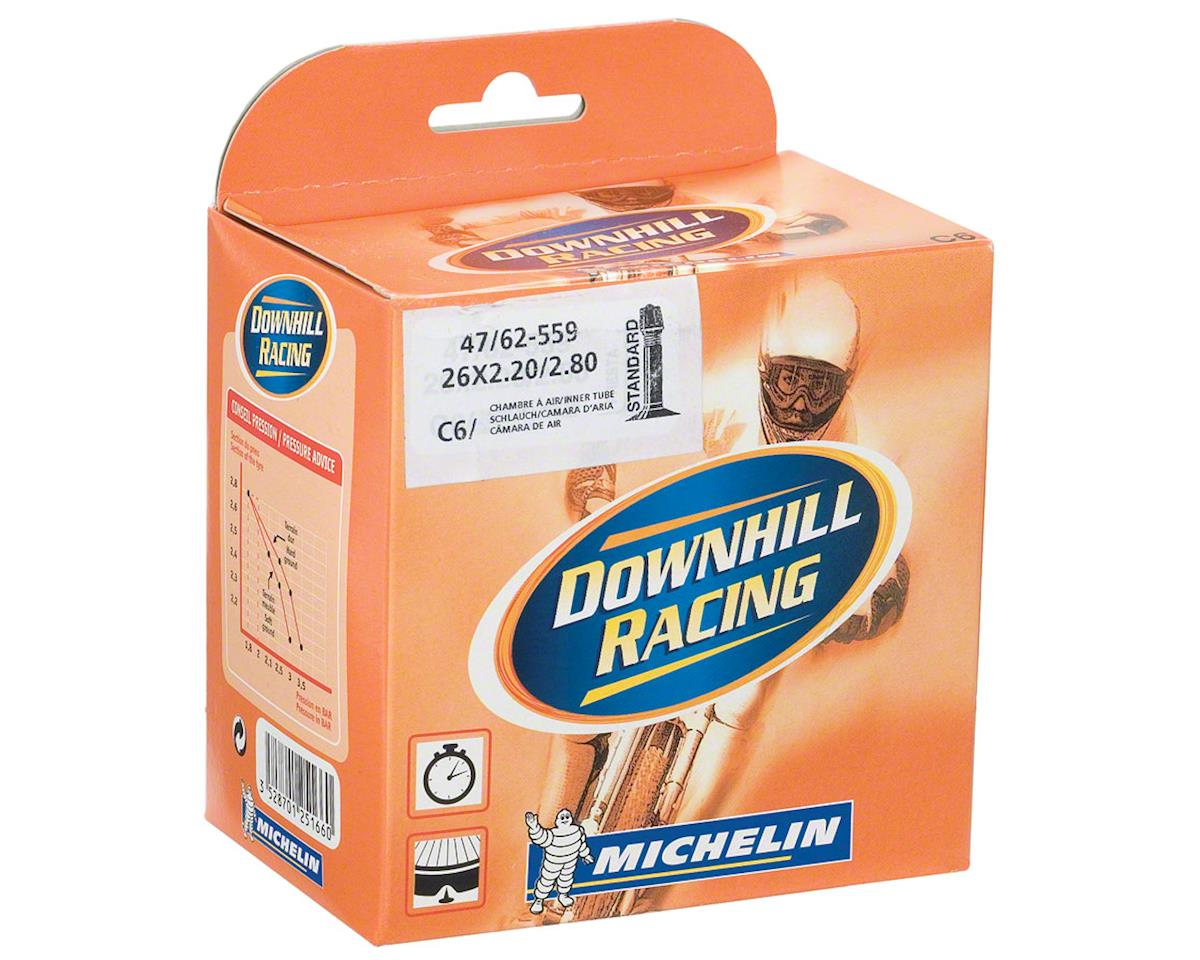 "Michelin AirComp DH Tube (26x2.2-2.8"") (Schrader Valve)"