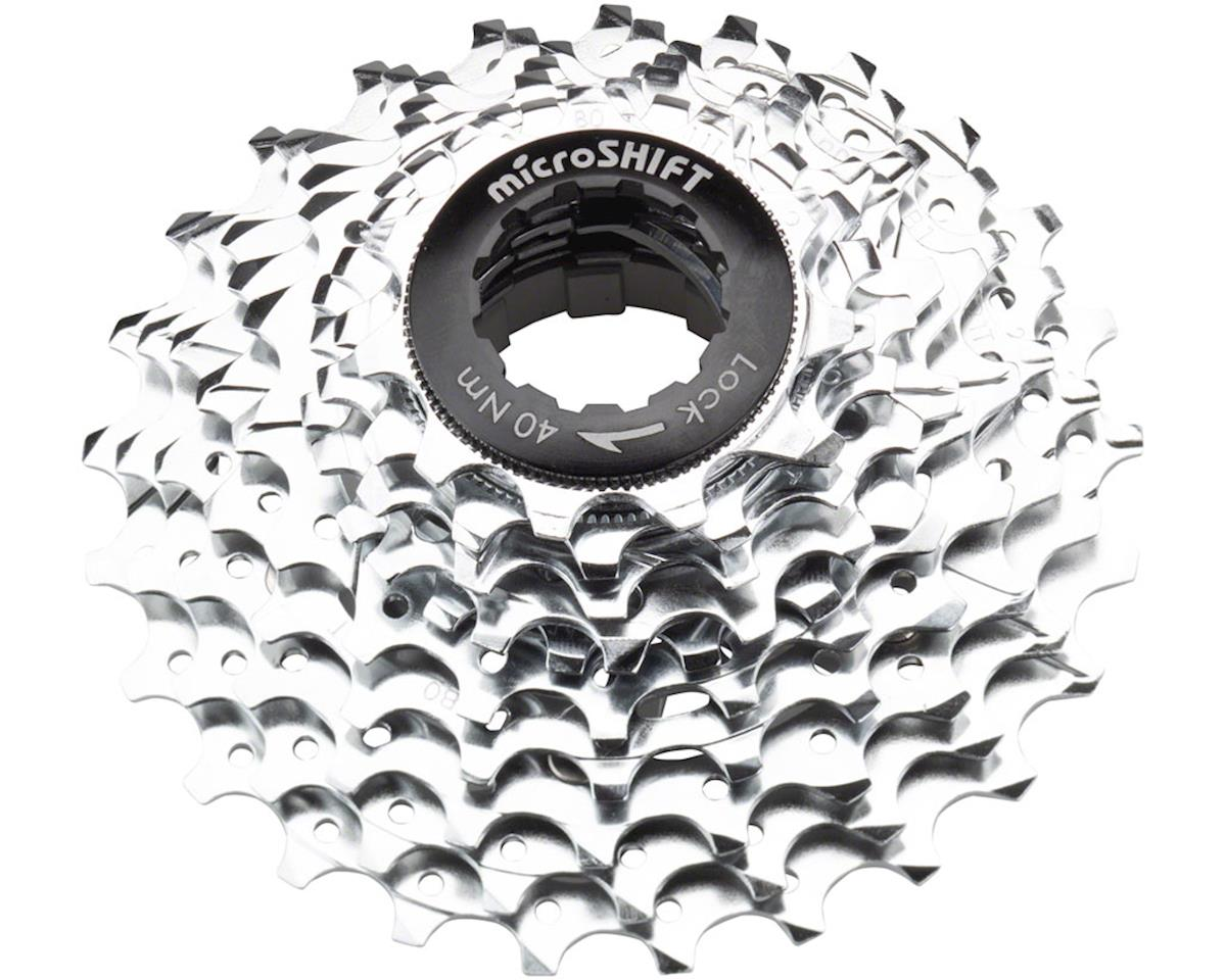 MicroShift G100 10-Speed Cassette w/ Aluminum Spider (11-25T)