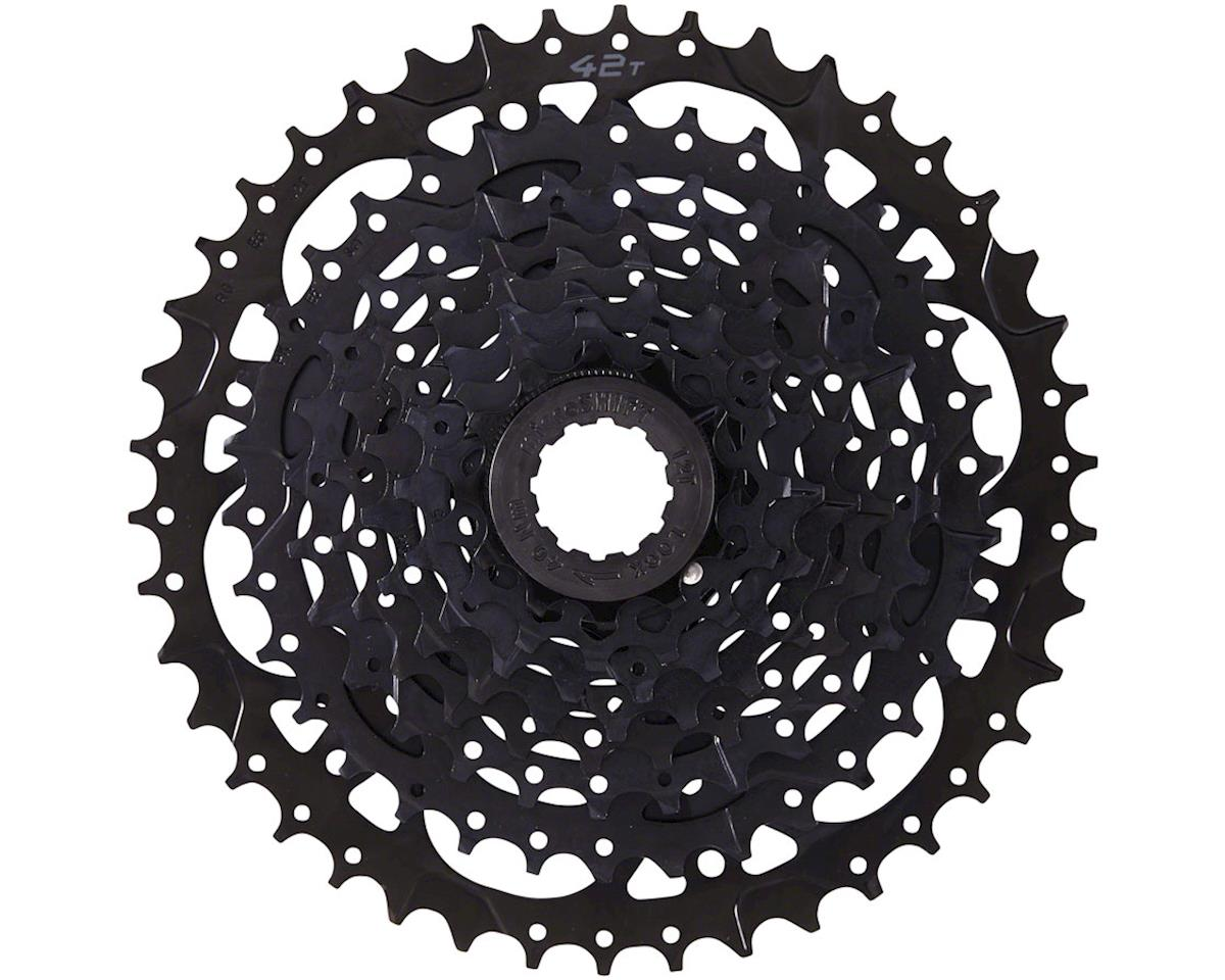 Microshift Advent 8-Speed Cassette (Black) (12-42T)