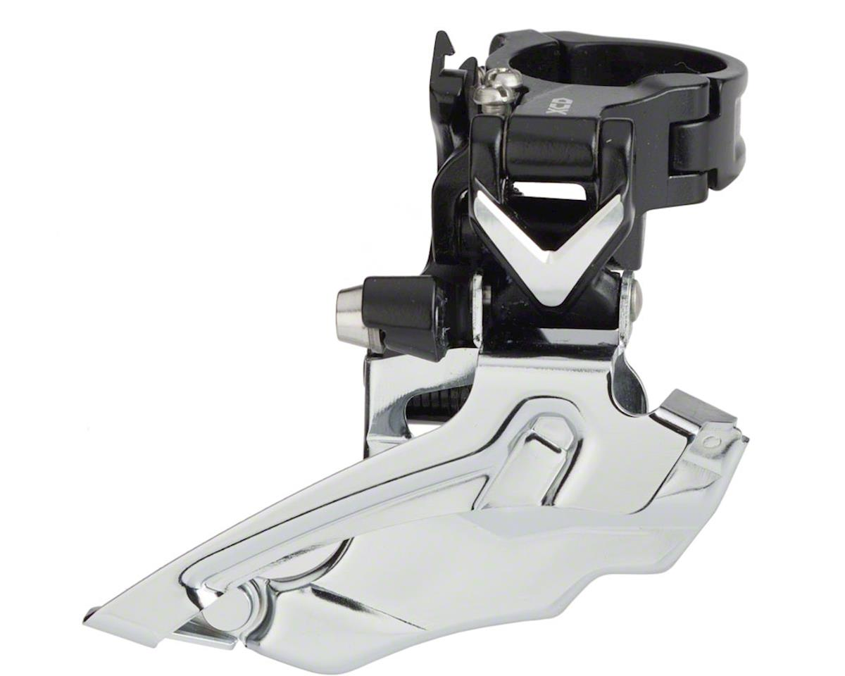 MicroShift Mountain XCD Double 10-Speed Front Derailleur (31.8/34.9mm)