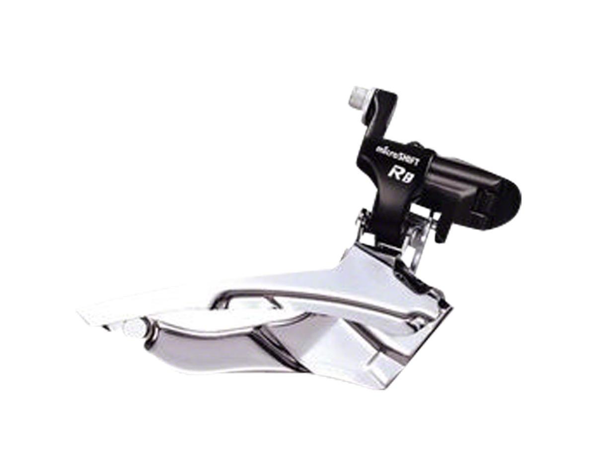 MicroShift Road R8 Triple 7/8-Speed Front Derailleur (31.8/34.9mm) (50/36/30T)