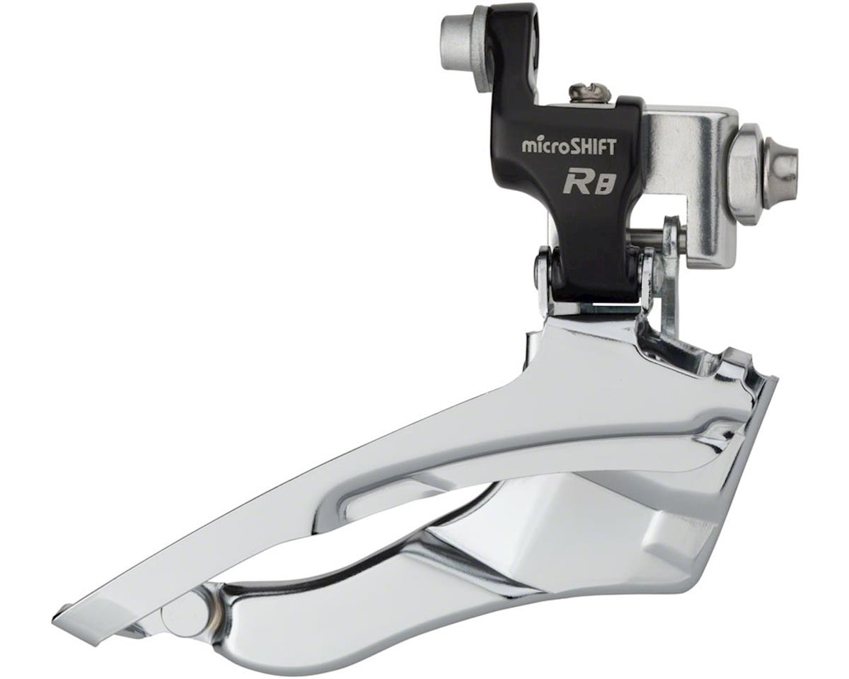 MicroShift R8 3 x 8 Speed Front Derailleur (Braze-On) (50/39/30T)