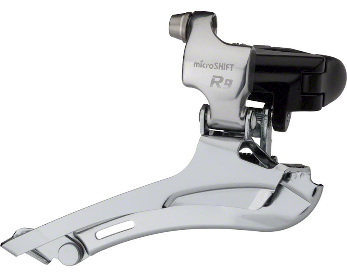 MicroShift Road R9 Double 9-Speed Front Derailleur (31.8/34.9mm)