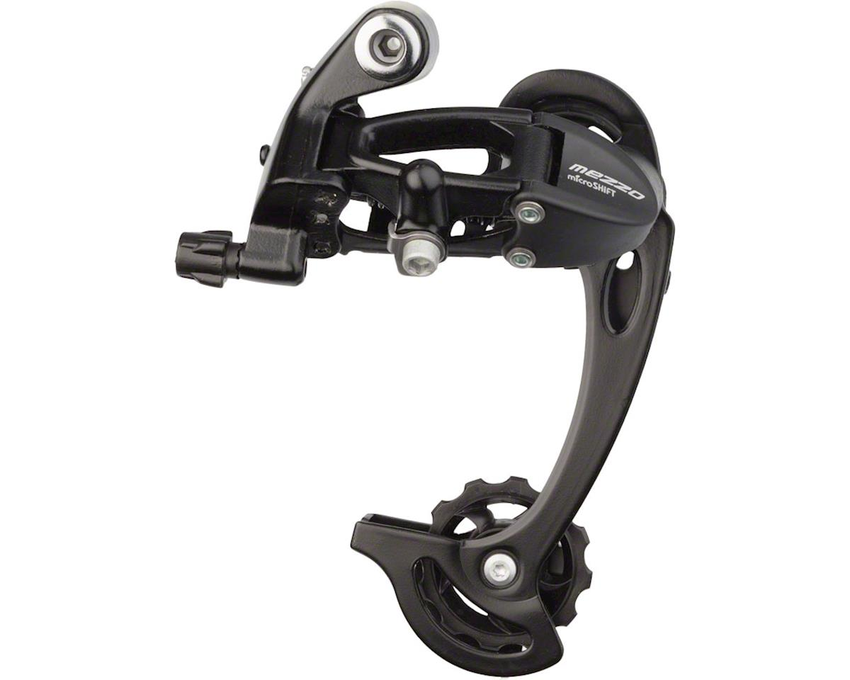 microSHIFT Mezzo M45 7/8/9-Speed Long Cage Rear Derailleur, Shimano Compatible