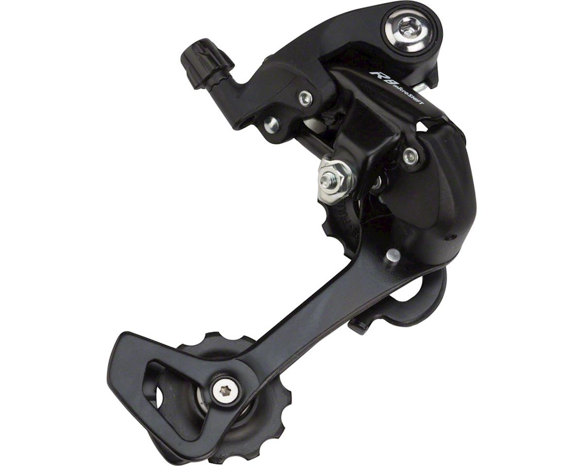 R8 7/8-Speed Long Cage Rear Derailleur, Shimano Compatible, Black