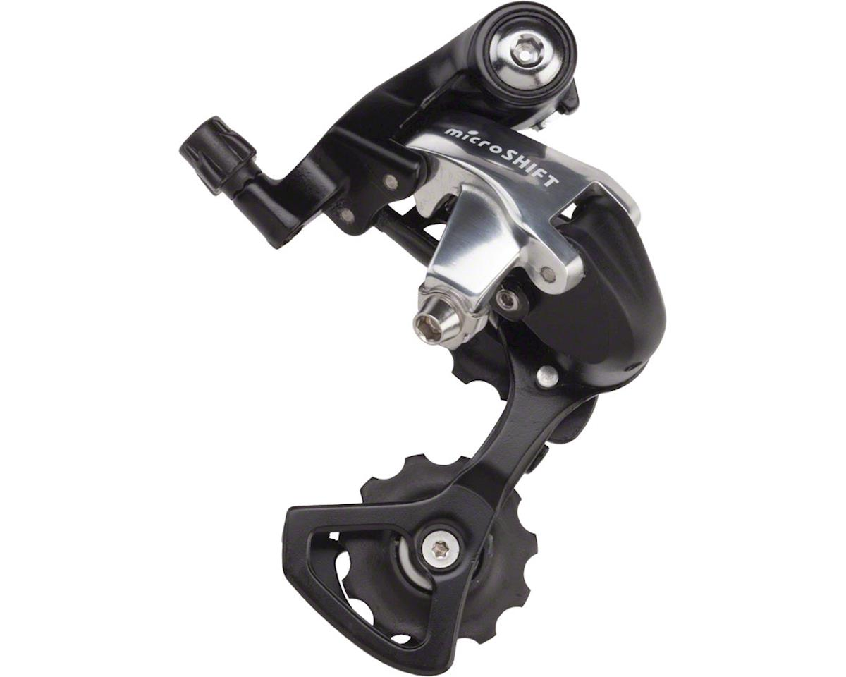 microSHIFT R9 9-Speed Short Cage Rear Derailleur, Shimano Compatible