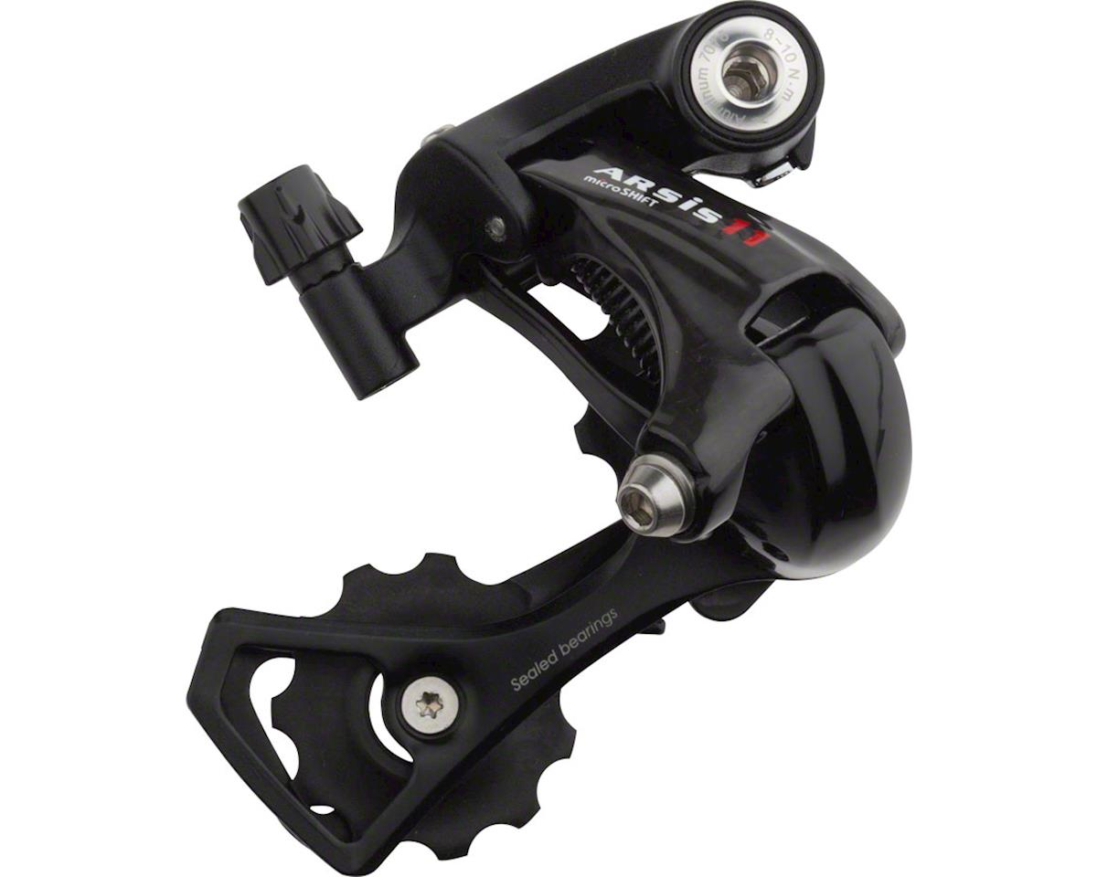 MicroShift Arsis 11-Speed Road Rear Derailleur (Carbon) (Short Cage)