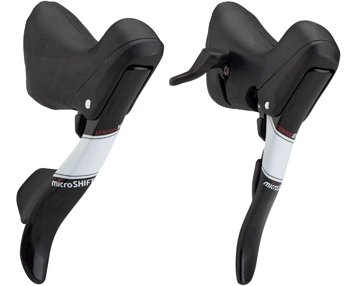 MicroShift Centos 2 x 10-Speed Drop Bar Shift Levers