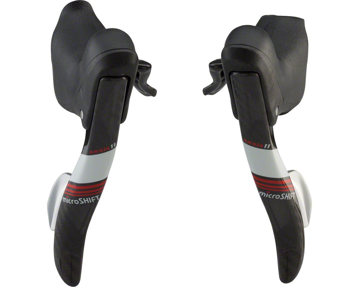 MicroShift Arsis Double 11-Speed Drop Bar Lever Set