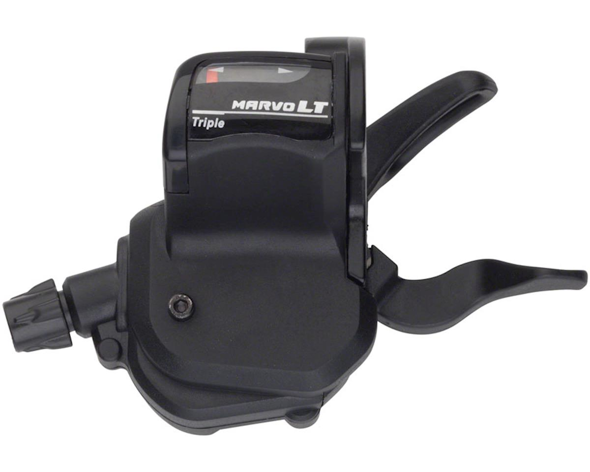 Microshift M759 Marvo LT 3-Speed Left Shifter w/ Optical Gear Indicator