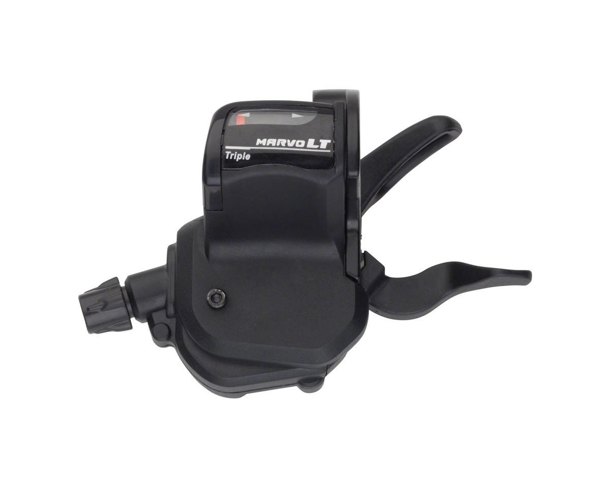 Microshift M759 Marvo LT 3-Speed Left Shifter w/ Optical Gear Indicator