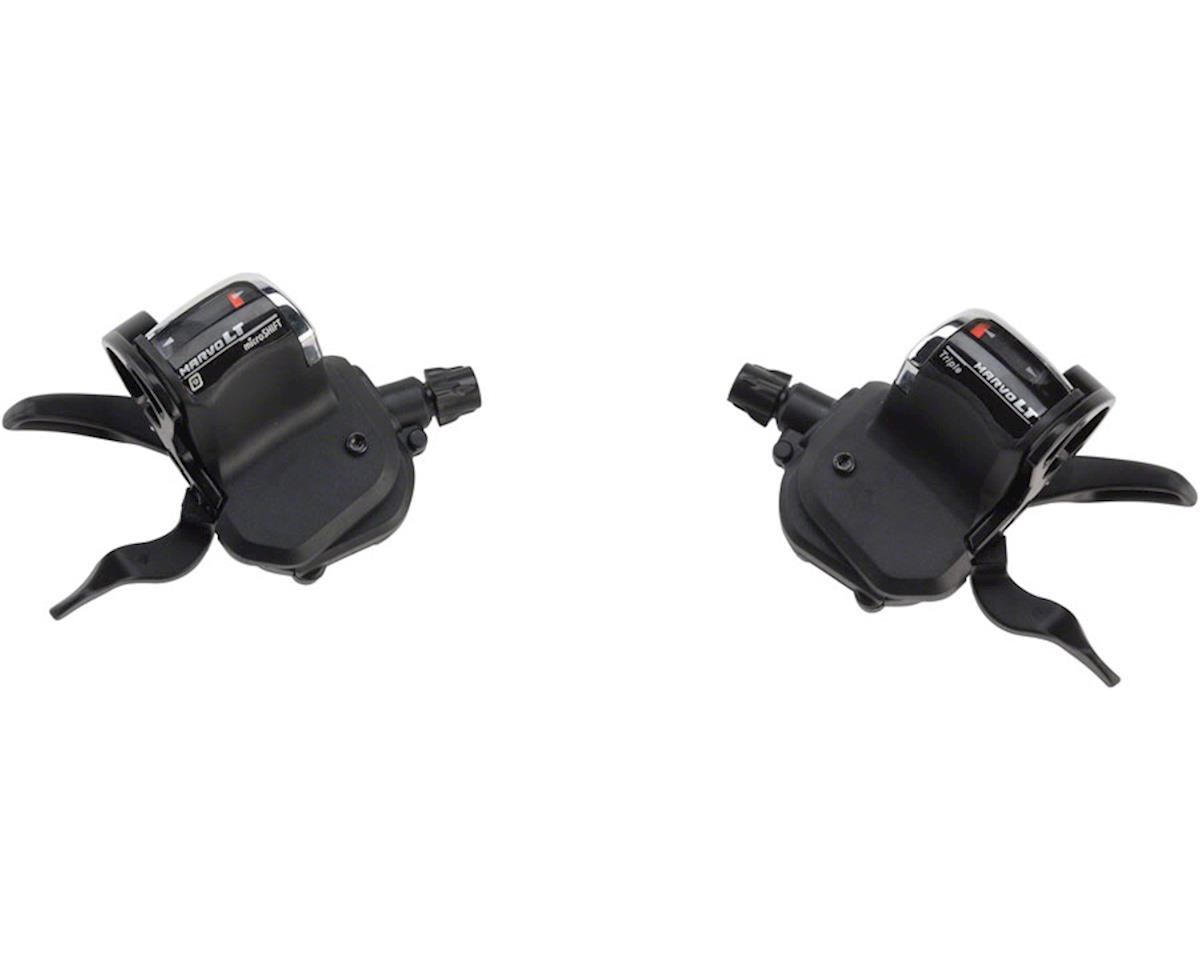 MicroShift MarvoLT Double/Triple 9-Speed Trigger Shifter Set