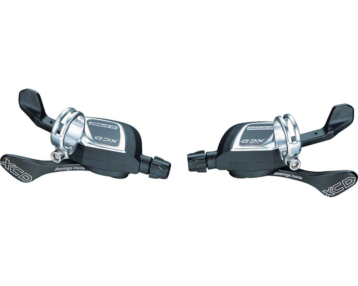 MicroShift XCD Double 10-Speed Trigger Shifter Set