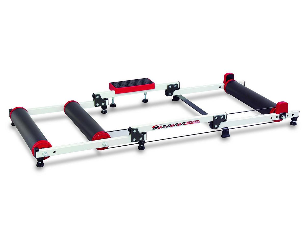 Minoura Folding MOZ Rollers w/ Step Guard