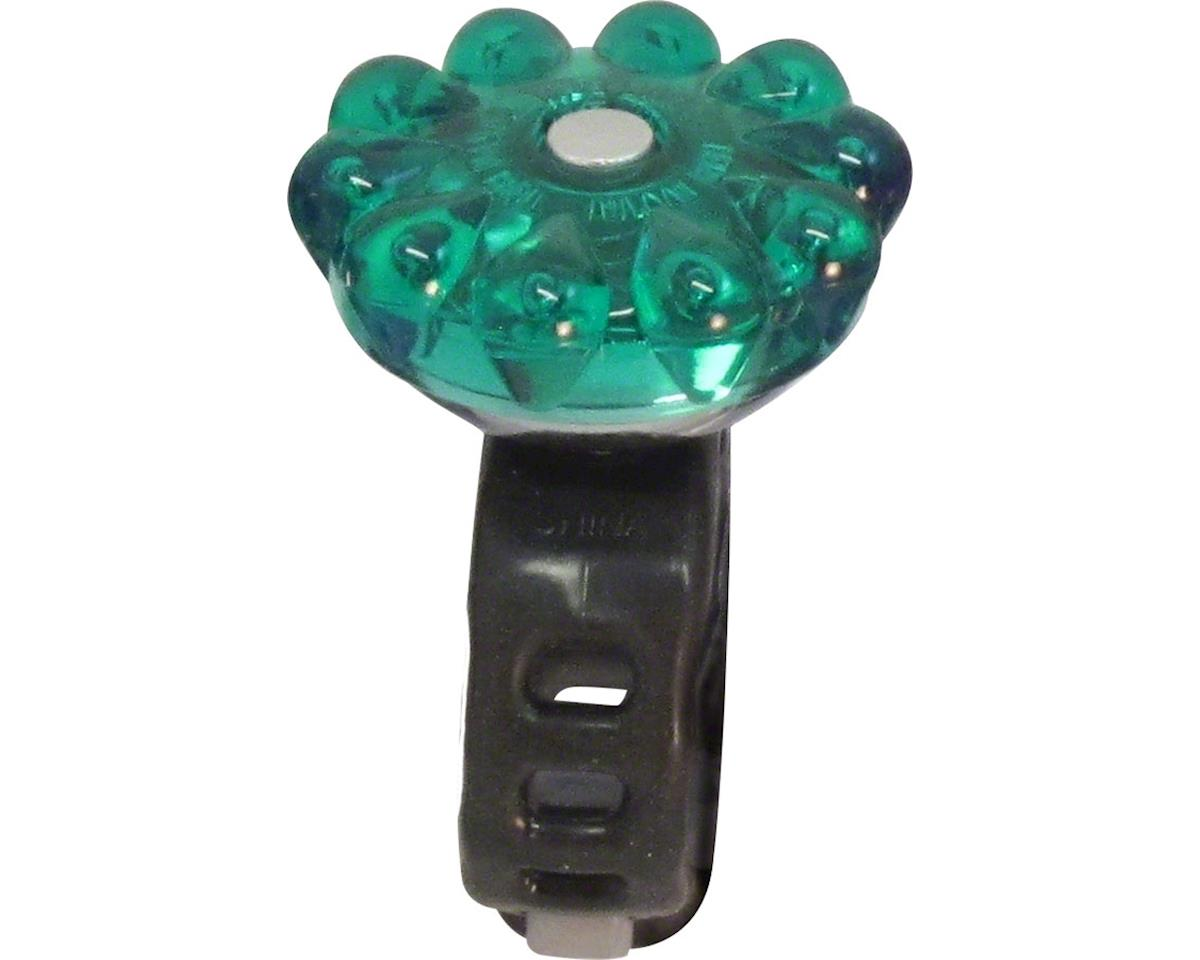 Mirrycle Incredibell Bling Adjustabell Bell (Emerald)