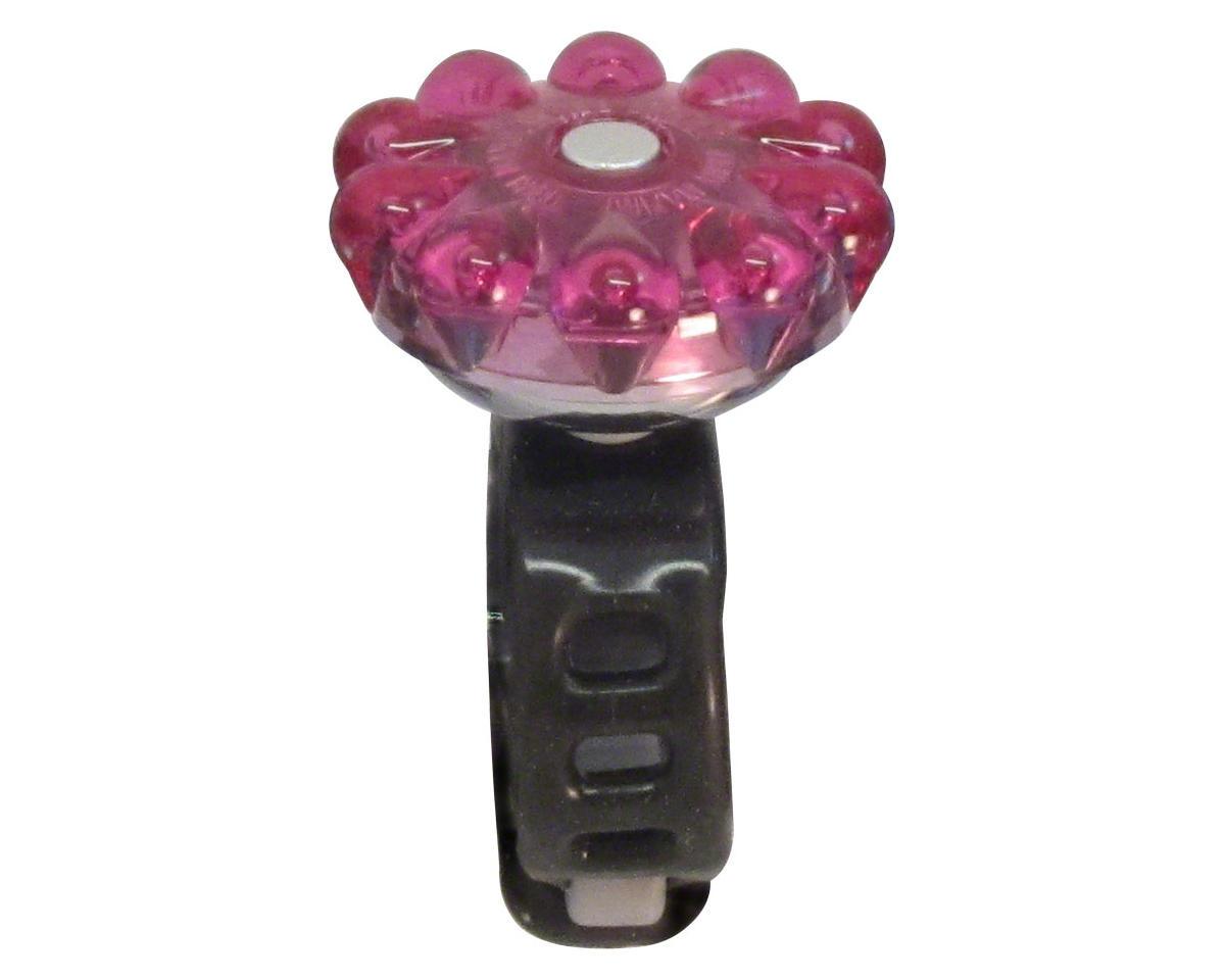 Mirrycle Incredibell Bling Adjustabell Bell (Garnet)