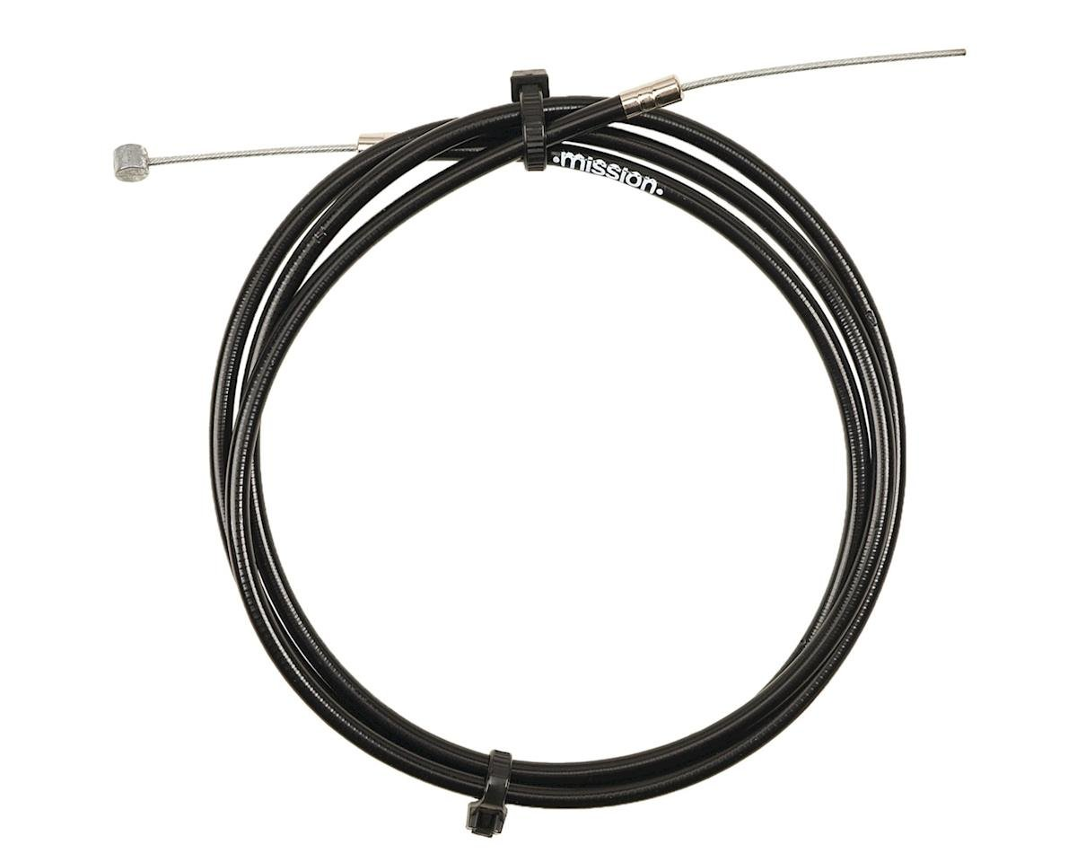 Mission Capture Brake Cable (Black)
