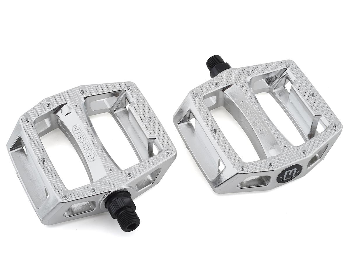 "Mission Impulse PC Pedals (Chrome) (9/16"") 