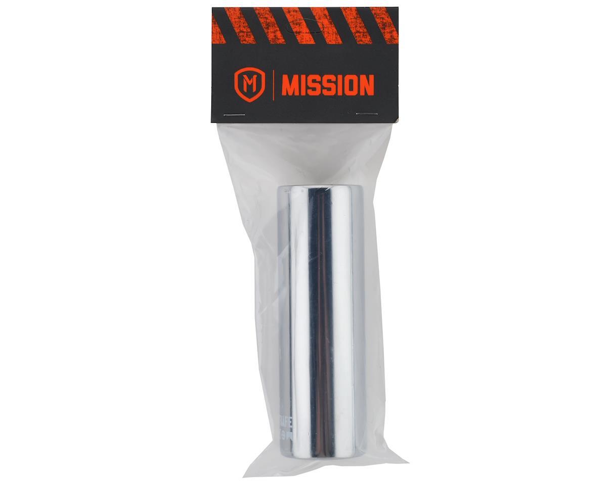 "Image 2 for Mission Strafe Peg (Chrome) (1) (4.5"") (Universal)"
