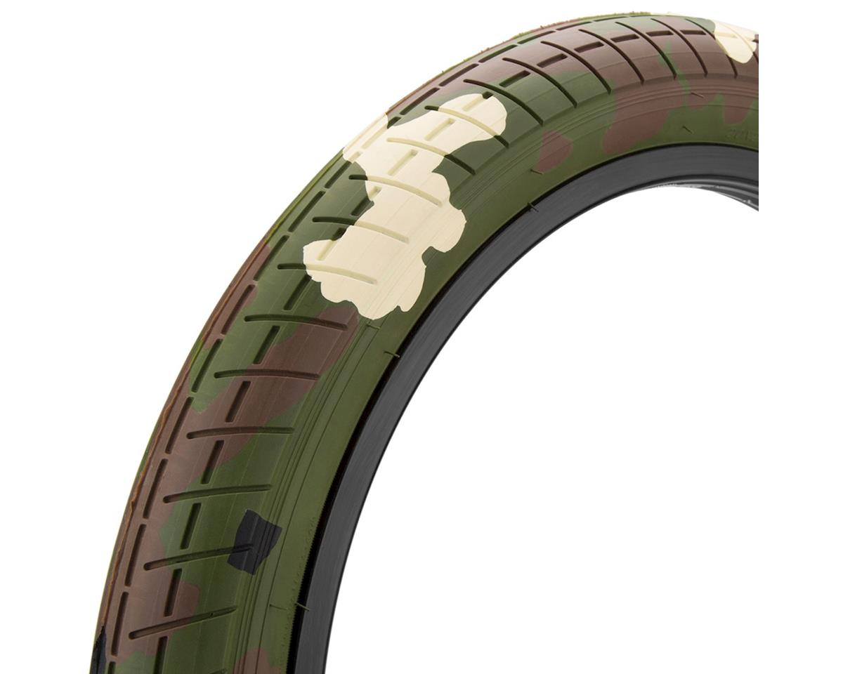 Mission Tracker Tire (Woodland Camo)