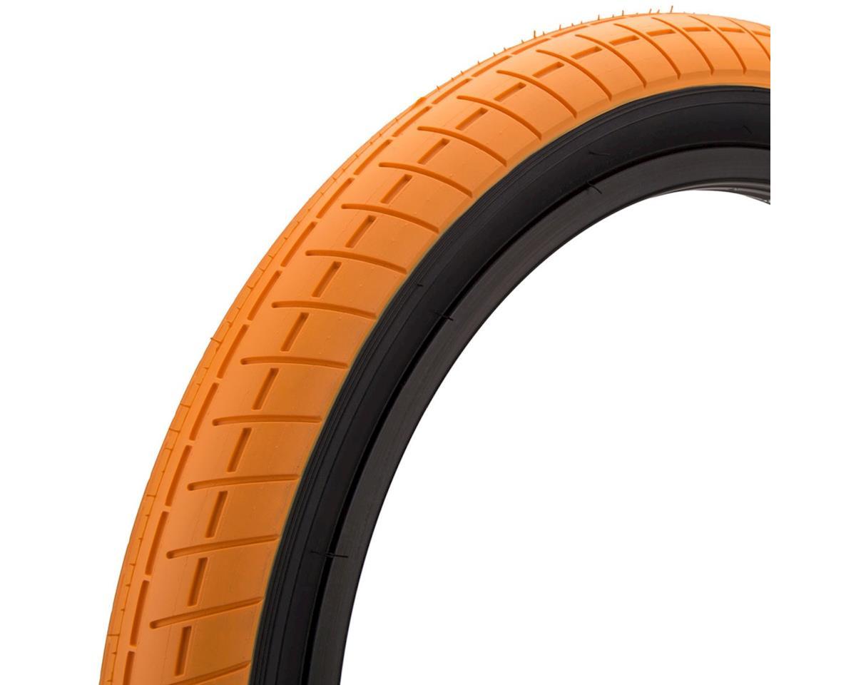 Mission Tracker Tire (Orange/Black)