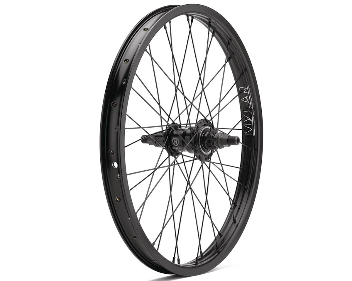 "Mission Deploy Freecoaster Wheel (Black) (20 x 1.75"") 