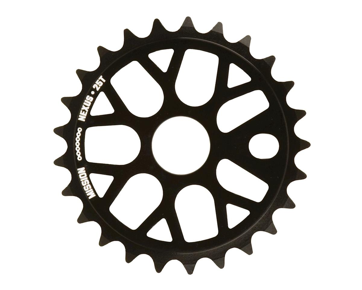 MISSION NEXUS GOLD 25T  BICYCLE SPROCKET