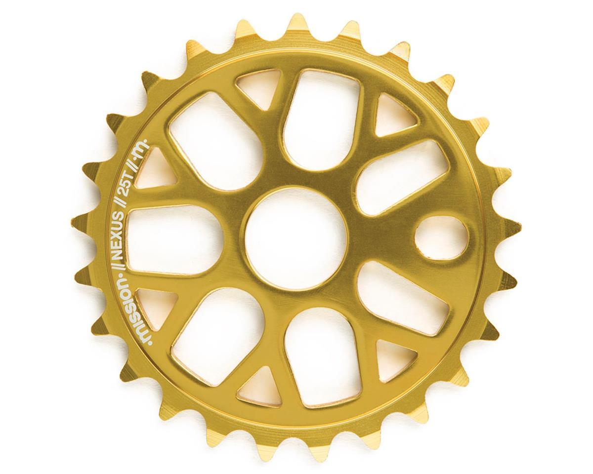 Mission Nexus Sprocket (Gold) (25T)