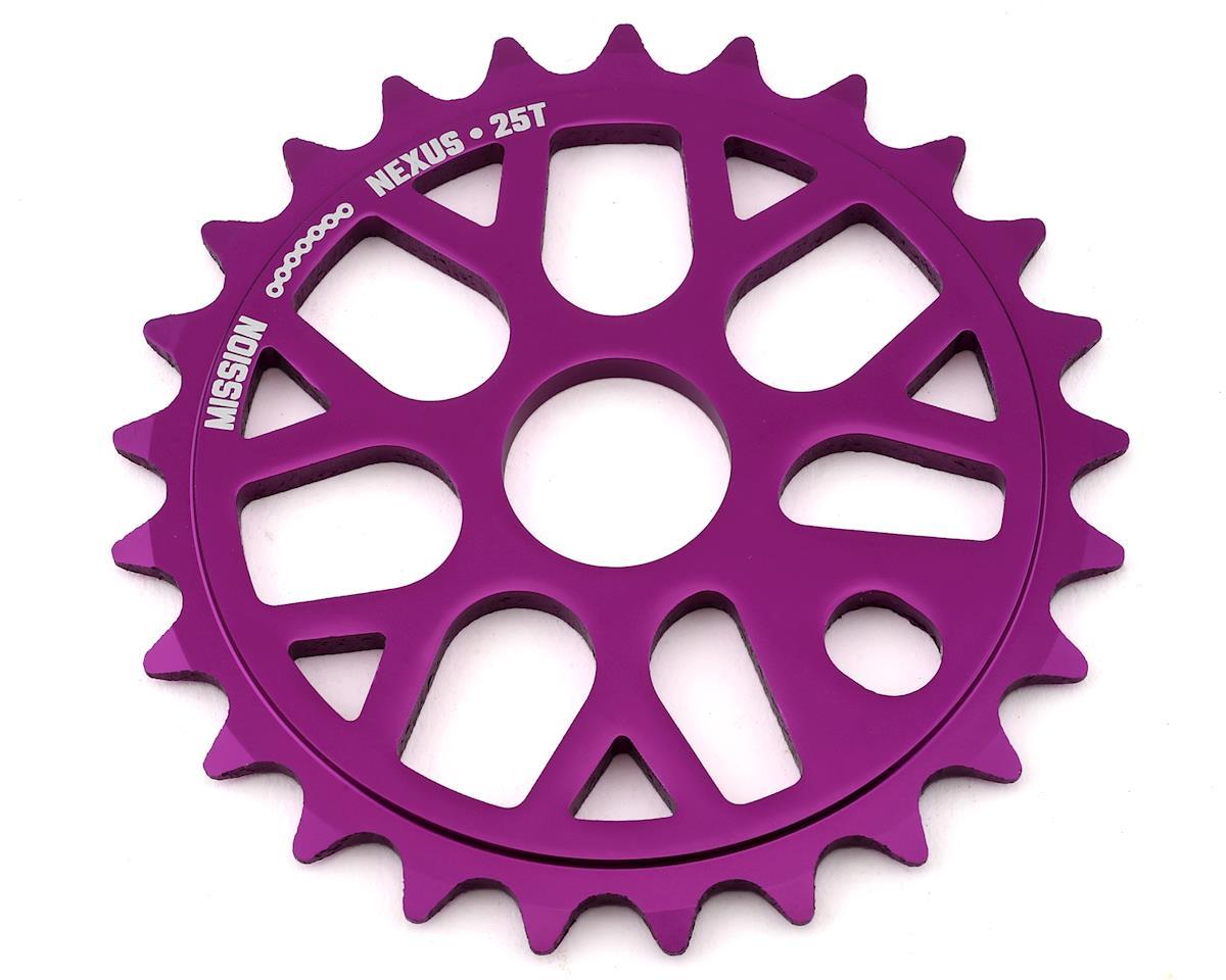 Mission Nexus Sprocket (Purple) (25T)