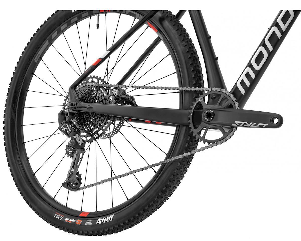Image 5 for Mondraker CHRONO CARBON R XC Bike (Carbon/White/Flame Red) (M)