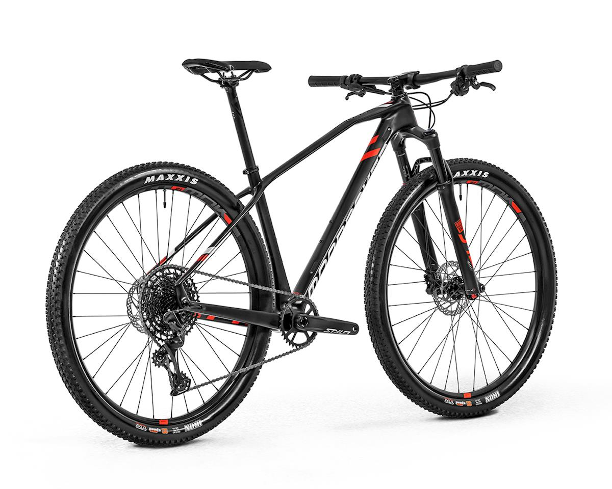 Image 2 for Mondraker CHRONO CARBON R XC Bike (Carbon/White/Flame Red) (L)