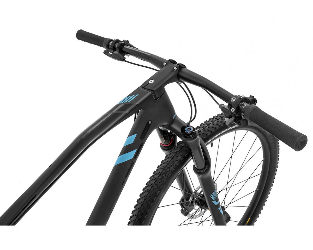 Image 6 for Mondraker PODIUM CARBON Bike (Black Phantom/Light Blue) (S)