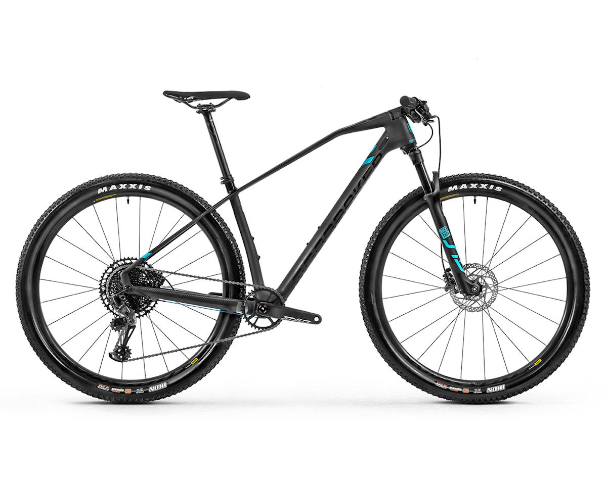Mondraker PODIUM CARBON Bike (Black Phantom/Light Blue)