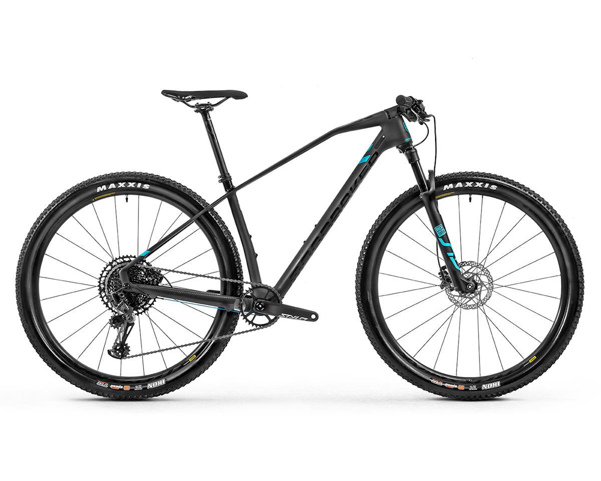 Mondraker PODIUM CARBON Bike (Black Phantom/Light Blue) (M)