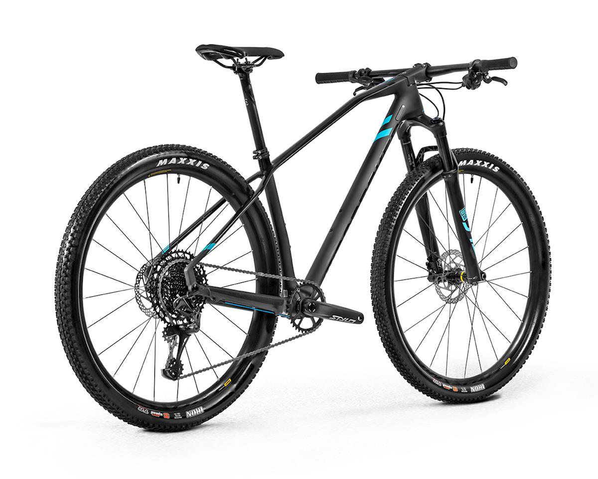 Image 2 for Mondraker PODIUM CARBON Bike (Black Phantom/Light Blue) (M)